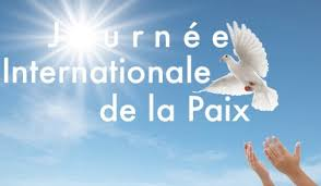 Journée Internationale de la paix
